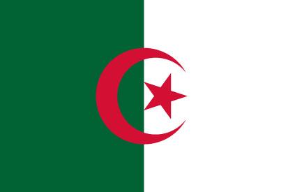 Bandera Argeria