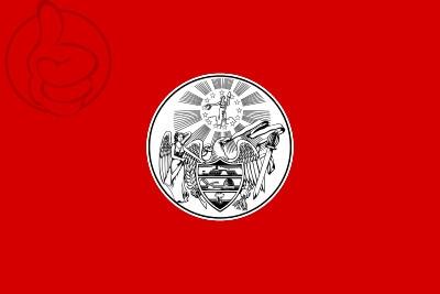 Bandera Arkansas (1876)