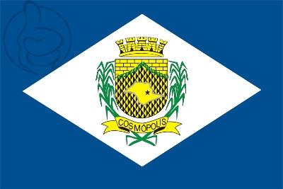 Bandera Cosmópolis