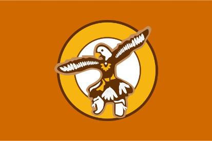 Bandera Laguna Pueblo