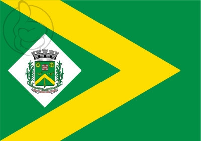 Bandera Santa Bárbara d'Oeste
