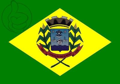 Bandera Conceição das Alagoas