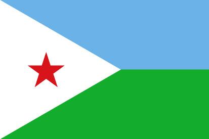 Bandera Djibouti