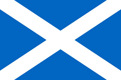 Bandera Écosse