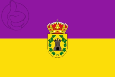 Bandera Jimena, Jaén