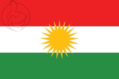 Bandera Kurdistán