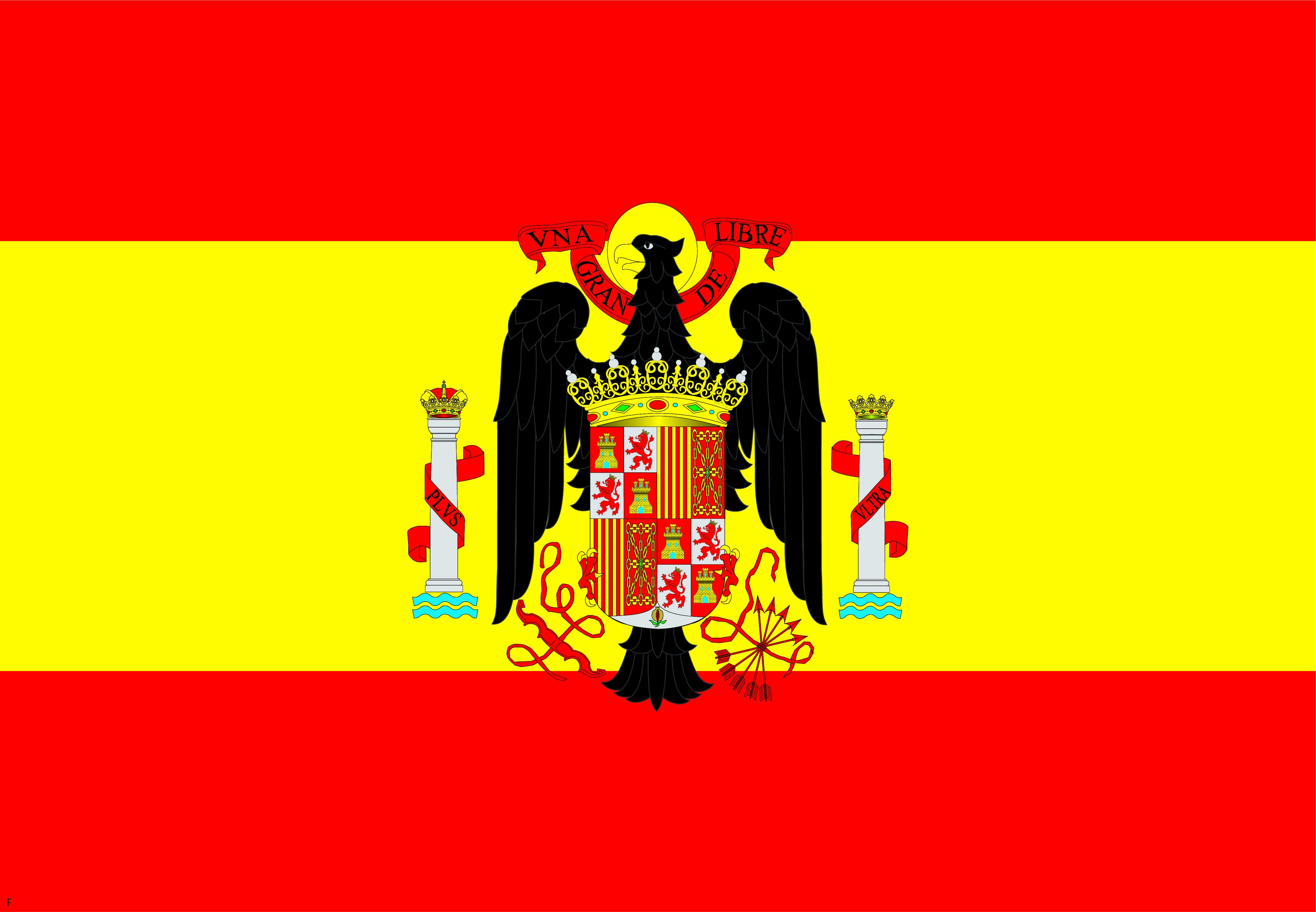 Bandera Preconstitucional España