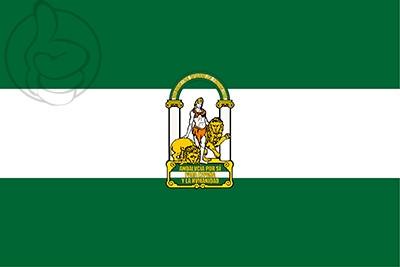 Bandera Andaluc�a