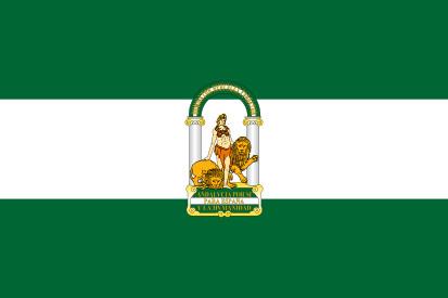 Bandera Andalousie C/E