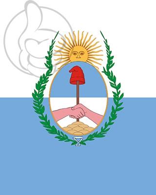 Bandera Provincia de Mendoza