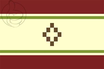 Bandera San Fernando del Valle de Catamarca