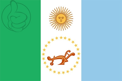 Bandera Provincia del Chaco