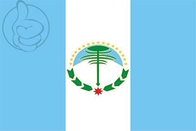 Bandera Provincia de Neuquén