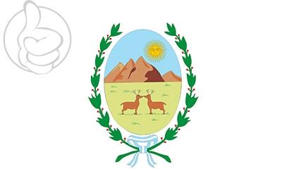 Bandera Provincia de San Luis