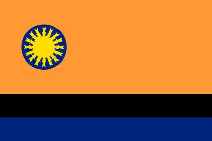 Bandera Estado de Cojedes