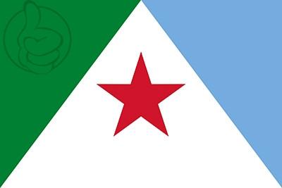 Bandera Estado de Mérida