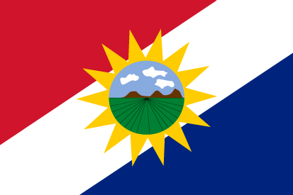 Bandera Estado de Yaracuy