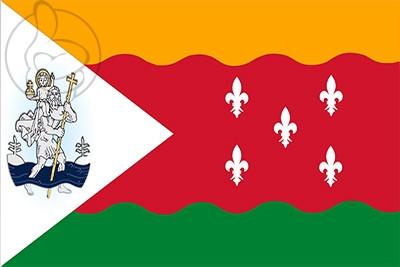 Bandera San Cristóbal
