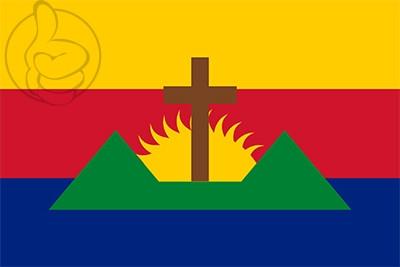 Bandera Zamora Venezuela