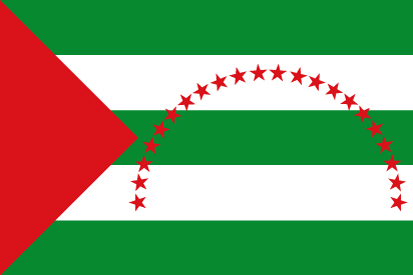 Bandera Provincia de Manabí