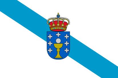 Bandera Galicia C/E