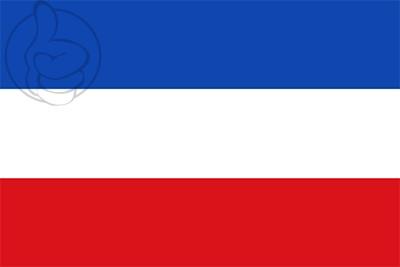 Bandera Ciudad de los Santos Reyes del Valle de Upar