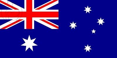 Bandera Australie