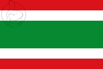 Bandera Jardín