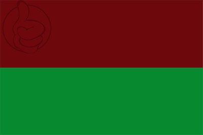 Bandera Pueblorrico