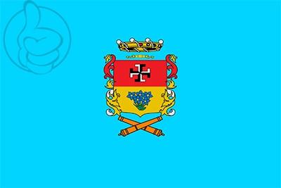 Bandera Linares de Chile