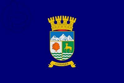 Bandera Coyhaique