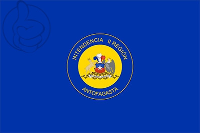 Bandera Región de Antofagasta