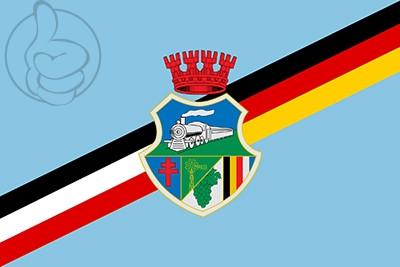 Bandera Villa Alemana