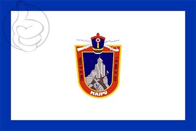 Bandera Maipú