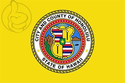 Bandera Honolulu