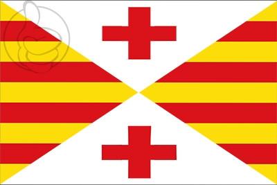 Bandera Vich (Vic) Horizontal