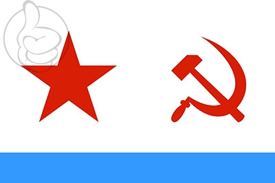Bandera Armada Soviética
