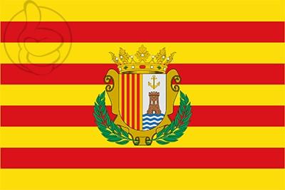 Bandera Santa Pola