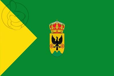 Bandera Las Ventas con Peña Aguilera
