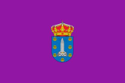 Bandera La Coruña