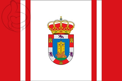 Bandera Aldea del Cano