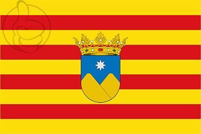 Bandera La Vall d\'Ebo