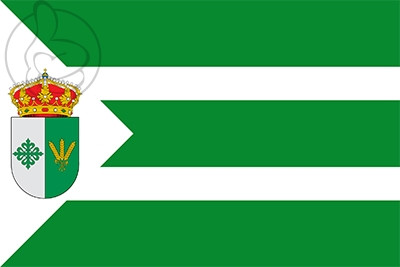 Bandera Villa del Campo