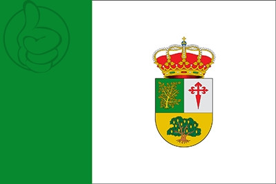 Bandera Zarza de Montánchez