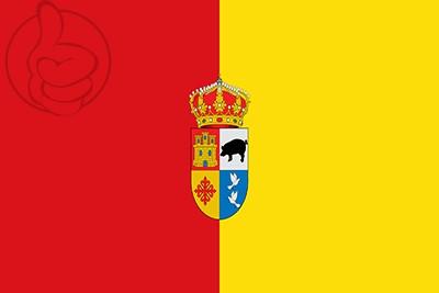 Bandera Casas de Garcimolina