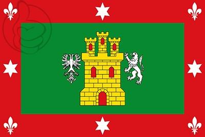 Bandera Castilleja del Campo