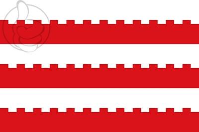 Bandera Cervera del Llano