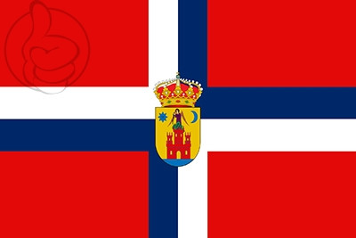 Bandera Cumbres Mayores