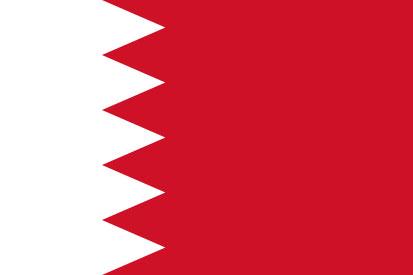 Bandera Bahreïn