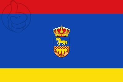 Bandera Los Corrales